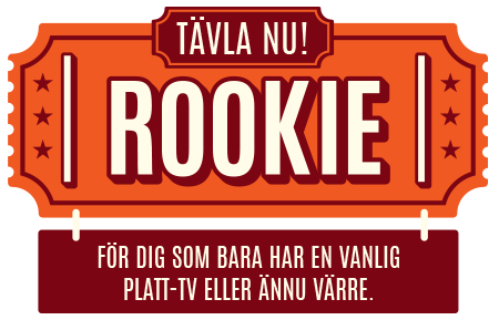Tävla nu i kategori: Rookie